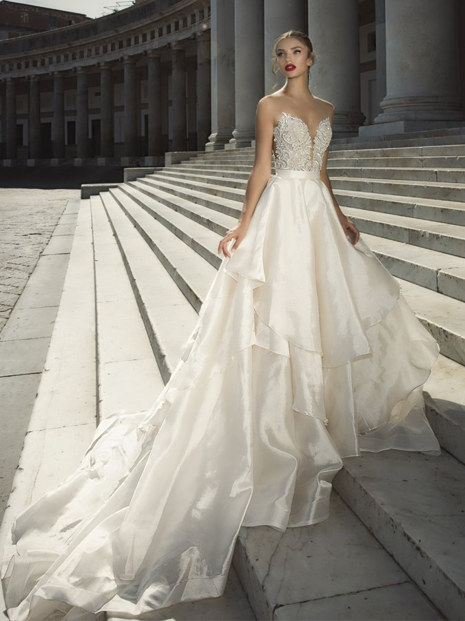 Wedding dresses melbourne bridal gowns bridesmaid shop for Custom wedding dress designers