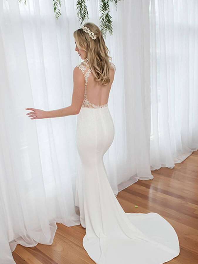 BOLIVIA wedding dresses and gowns