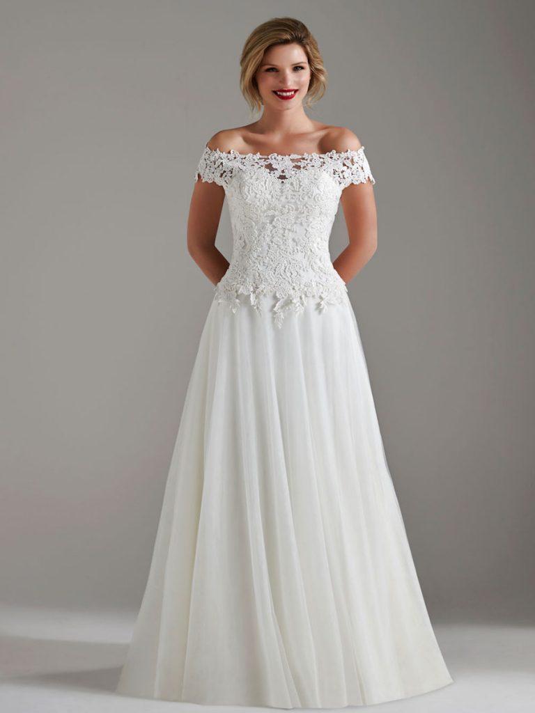 Sheath Wedding Dresses - Always and Forever Bridal