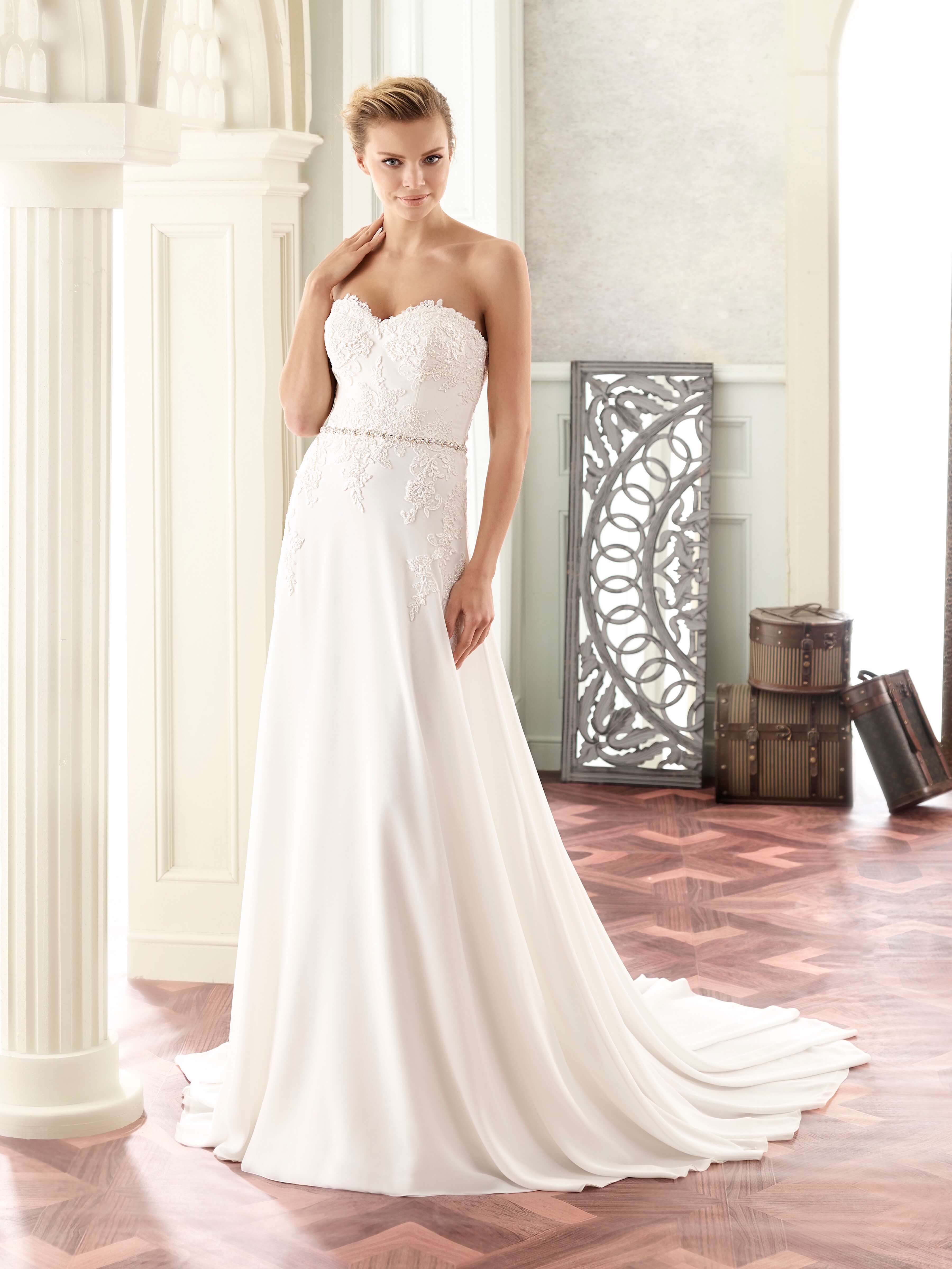 TOLVA wedding dresses and gowns