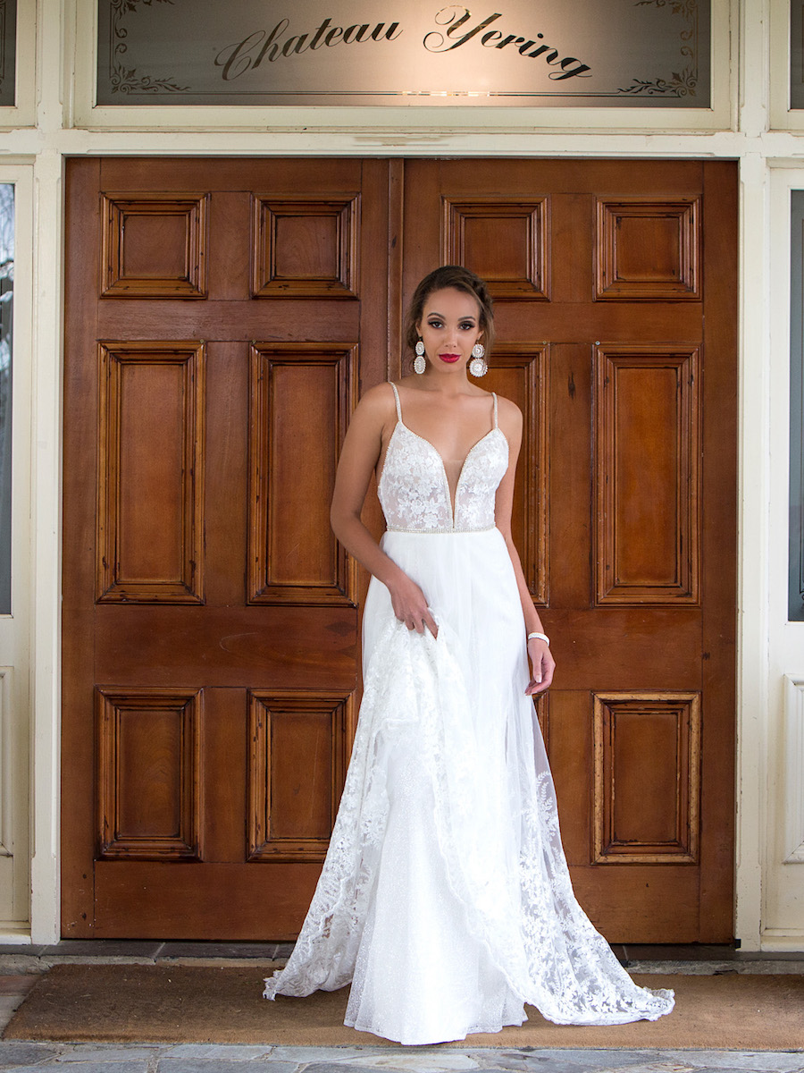 Abigail Bridal Collection in Melbourne - Always and Forever Bridal