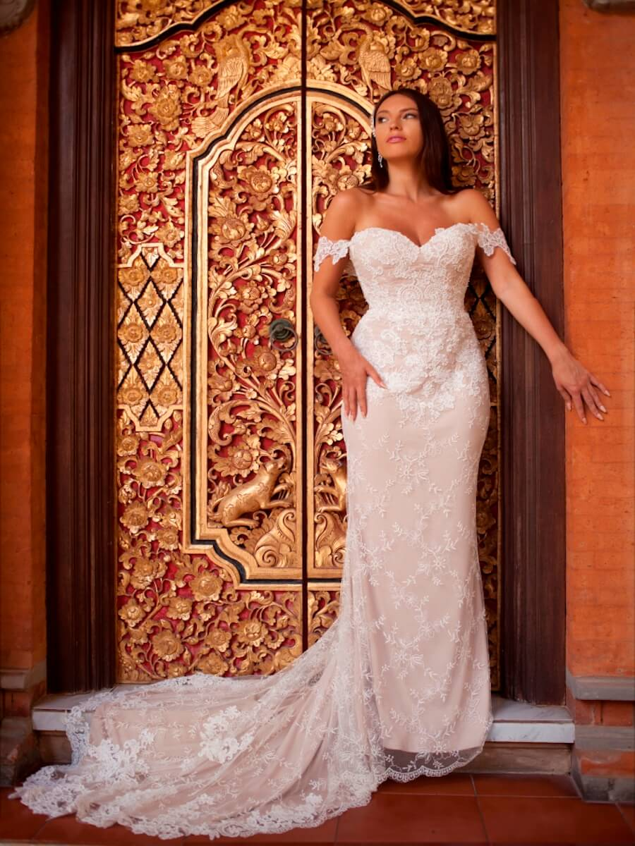 Cayman wedding dresses and gowns