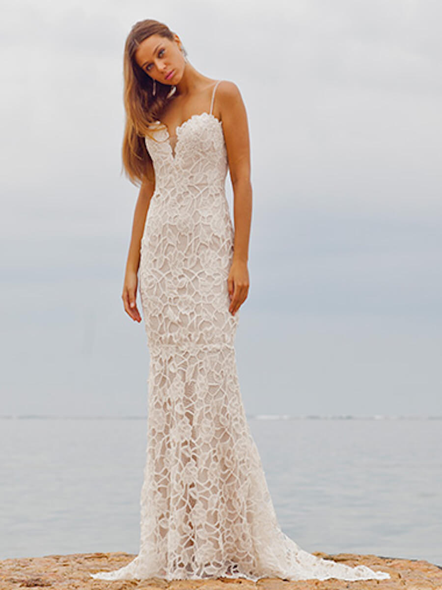 Bali Hai wedding dresses and gowns