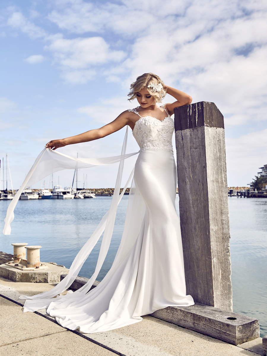 San Remo Bridal gowns