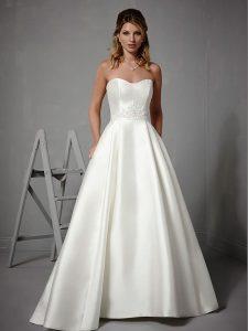 Modern Wedding Dress Inspiration For The Minimalist Bride Always