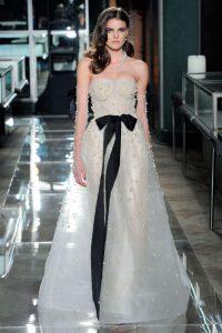 975baedeb8d Spring 2018 Fashion Week  Fresh Bridal Trends For Brides and Wedding ...