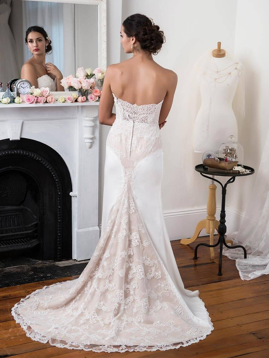 CORSICA wedding dresses and gowns
