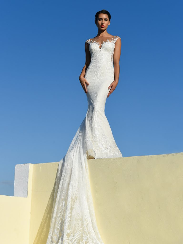 Fit & Flare Wedding Dresses - Always and Forever Bridal
