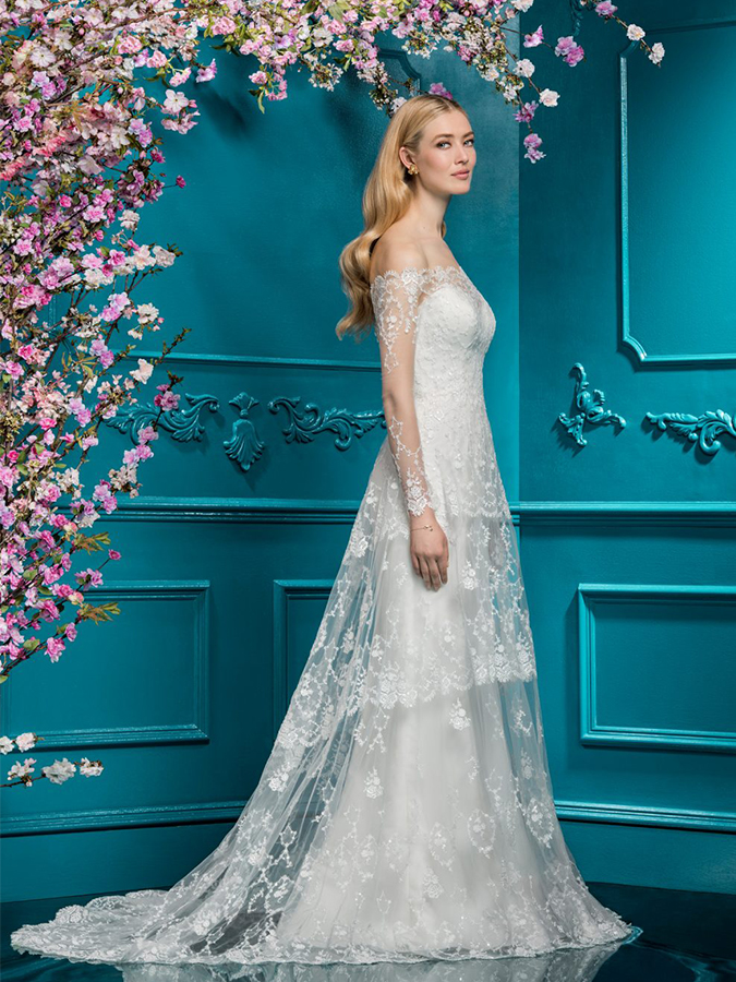 Say Yes To The Wedding Dress Season: Go Trendy and Classy - Always ...