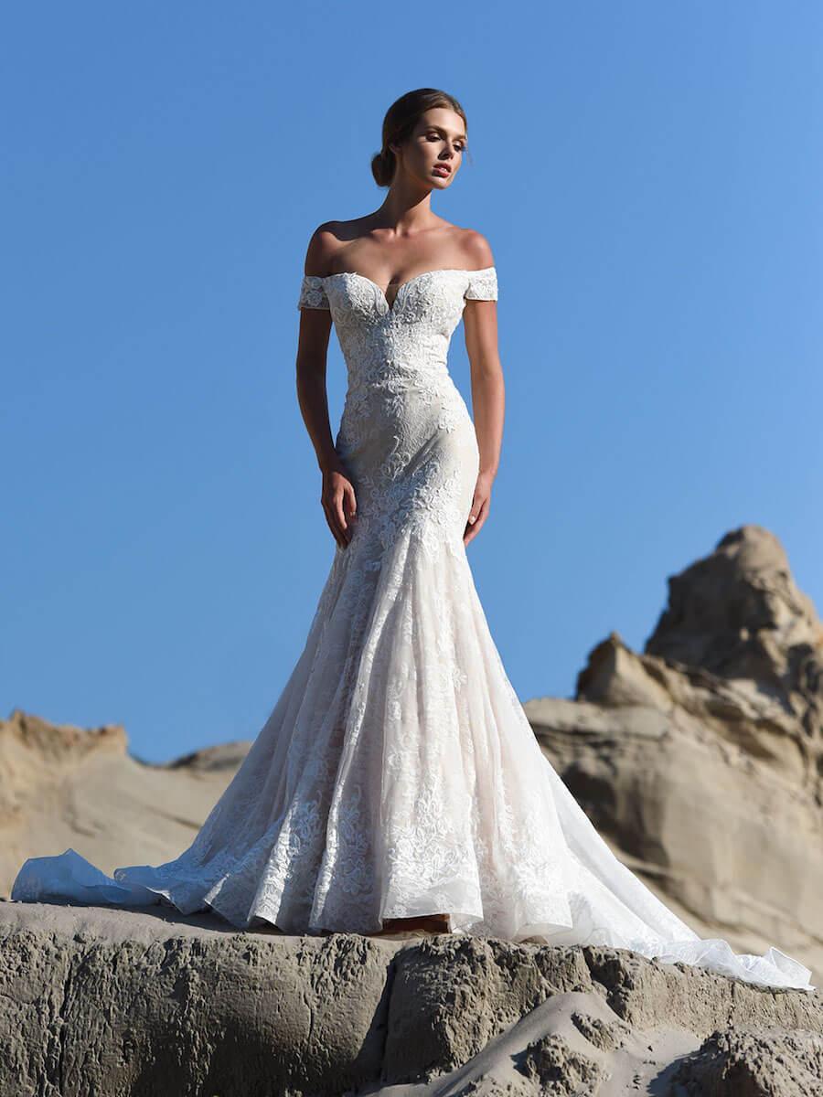 Spirit bridal gown
