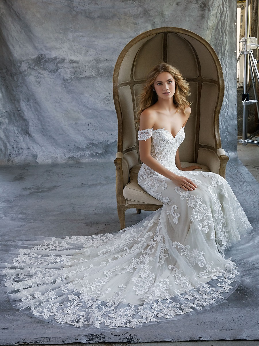 Kassia designer bridal gown