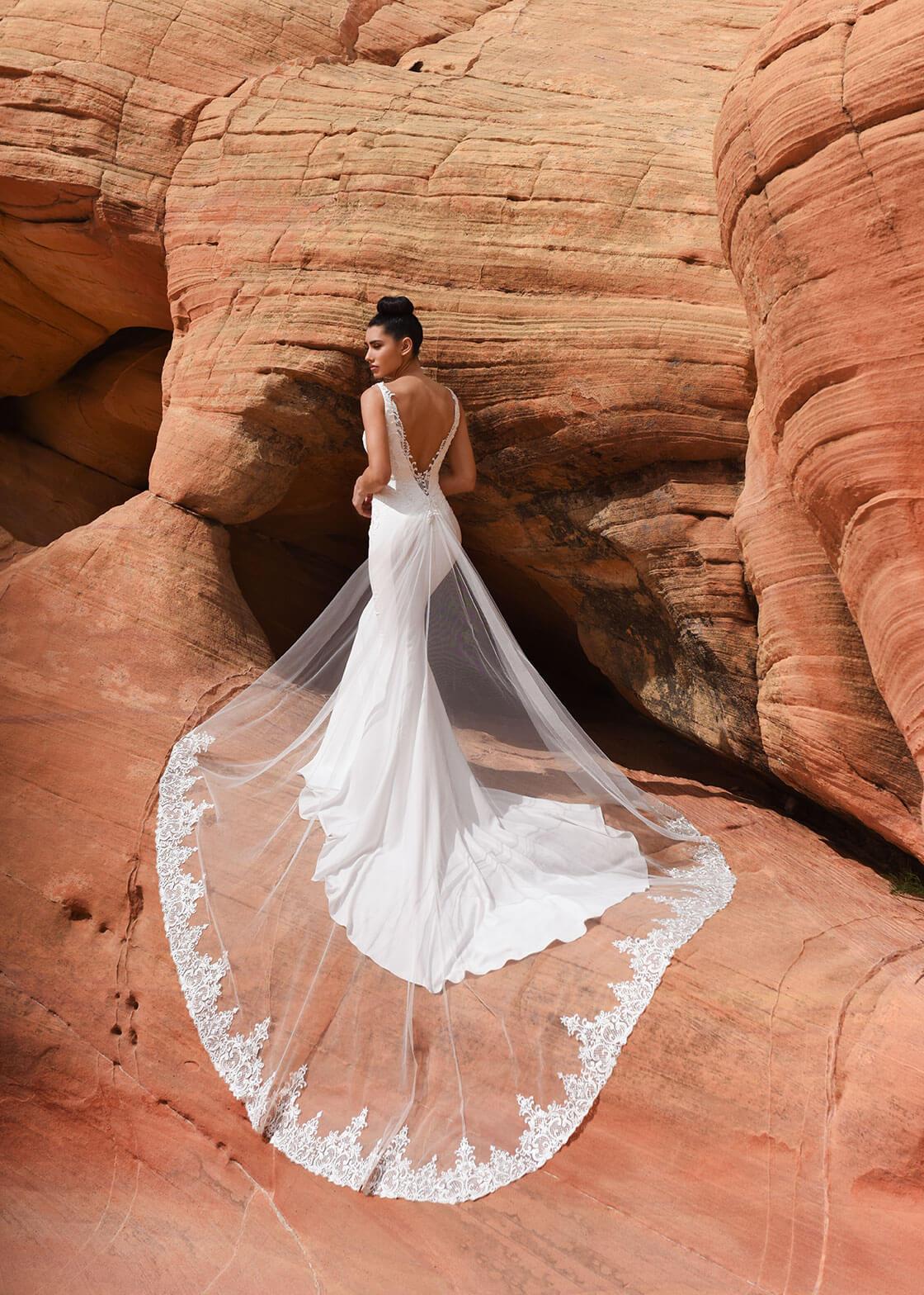 Harmonia bridal gown