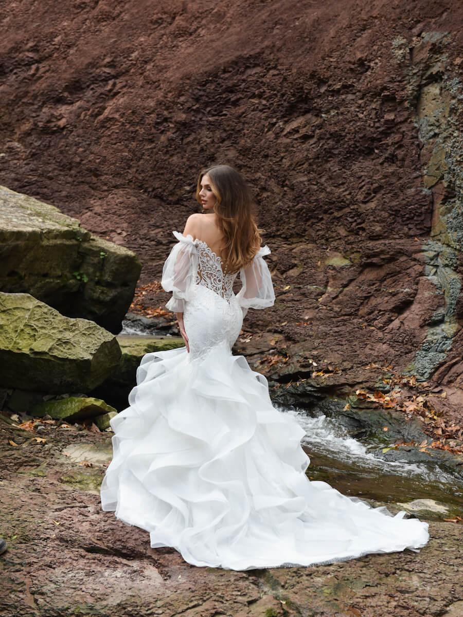 Flirt bridal gown