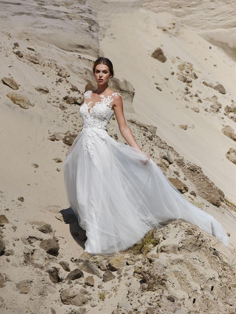 Joy bridal gown