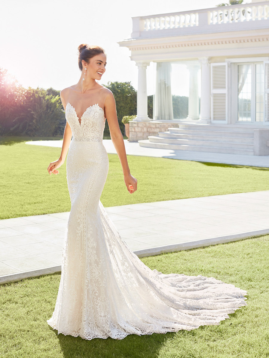 CAVA bridal Dress