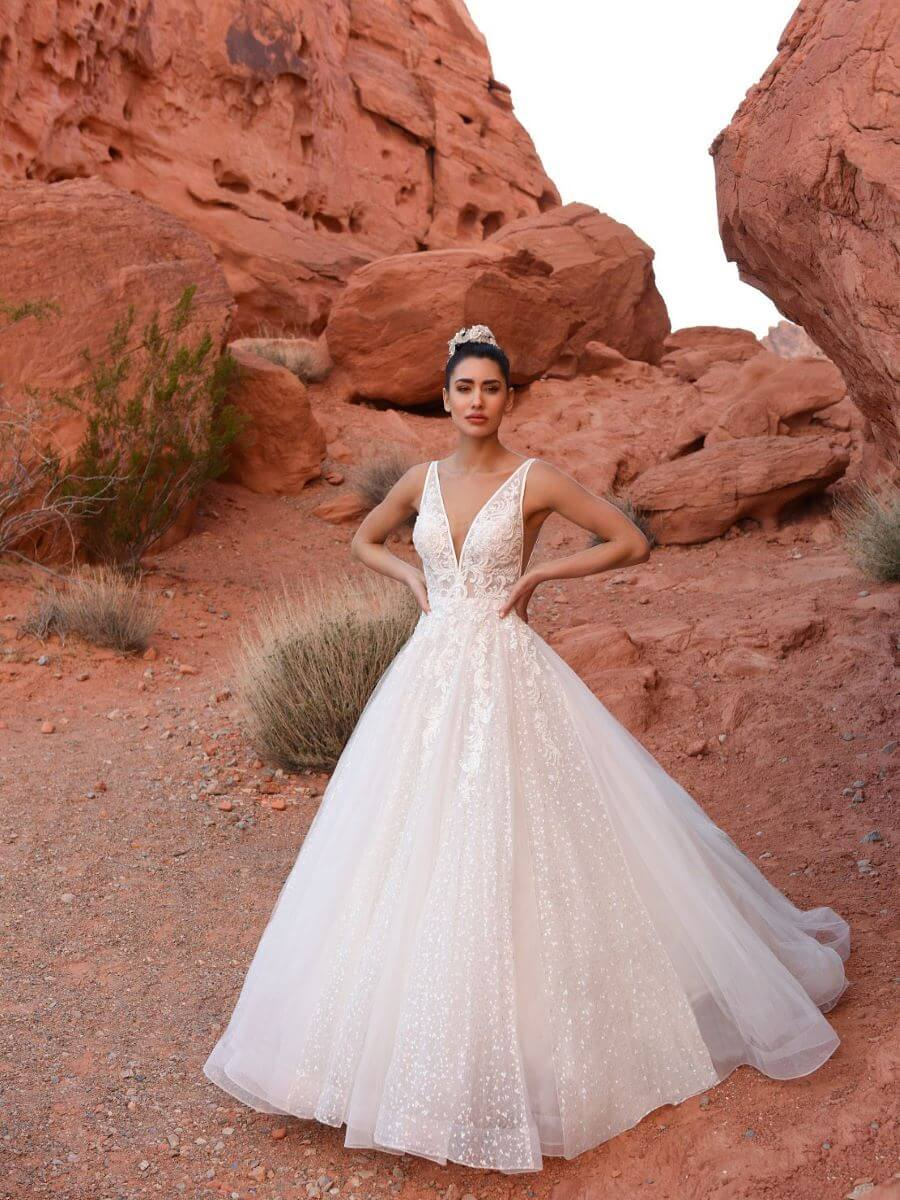 Hemera bridal gown