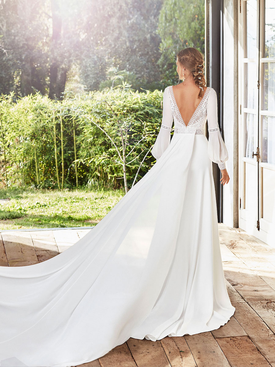 CAIMAD_ROSA_CLARA Bridal Dress