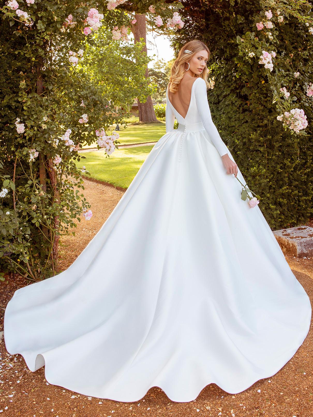 Marie Skirt - Jane Bodice - bridal dress