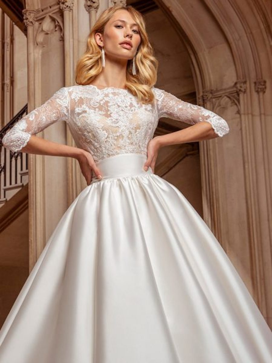 ellis48 bridal dress