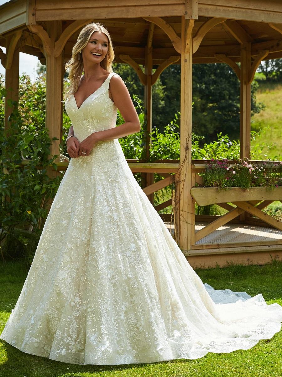 letitia Bridal Dress